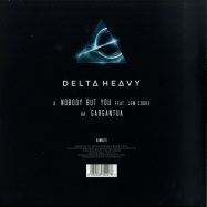 Back View : Delta Heavy - NOBODY BUT YOU - Ram Records / Ramm291