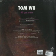 Back View : Tom Wu - ALL YOU WANT (LP) - Disko B - Echokammer / 157441