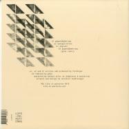 Back View : Ferdinger - ABBILD (180G VINYL) - Life In Patterns / LIP002