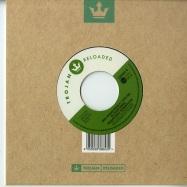 Back View : Reggae Roast Soundsystem - REAL REGGAE MUSIC (7 INCH) - Trojan / TJRS001 / 8617861