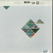 Back View : Pentatones / Marek Hemmann - DETERMINER EP / CHAMELEON EP (2LP SUMMERPACK) - Freude am Tanzen / FAT DOUBLEPACK 3