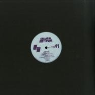 Back View : Urulu - FOREIGN DEPTHS EP - Kalahari Oyster Cult / OYSTER11