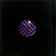 Back View : Glenn Storey - SOUNDS FROM THE CAVE EP (PURPLE VINYL / VINYL ONLY) - Jupiter Label / JLV002