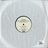 Back View : Julixo - RAW INSTRUCTIONS EP - Knotweed Records / KW029