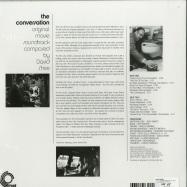 Back View : David Shire - THE CONVERSATION O.S.T. (LP) - Trunk / JBH073LP / 05171131