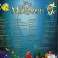 Back View : Various Artists - THE LITTLE MERMAID O.S.T. (LP) - Walt Disney / 8740330