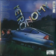 Back View : Metronomy - NIGHTS OUT (LTD COLOURED 2LP) - Because Music / 2543830