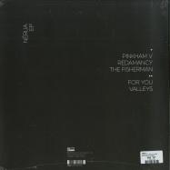 Back View : Nerija - NERIJA EP (180G EP + MP3) - Domino Recording / RUG995T