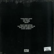 Back View : SDH - SEMIOTICS DEPARTMENT OF HETERONYMS (LTD WHITE LP) - Avant! Records / AV!056