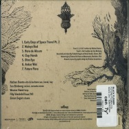 Back View : Black Flower - FUTURE FLORA (CD) - Sdband Ultra  / SDBANUCD09