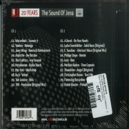 Back View : Various Artists - 20 YEARS RADIO ELECTRONICA - THE SOUND OF JENA (2XCD) - Radio Electronica / 20YRECD
