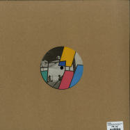 Back View : Felon5 - RESERVED FOR THE MOUSTACHE MAN EP - LOWMONEYMUSICLOVE / LMML16