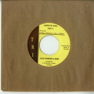 Back View : Cold Diamond & Mink - QUEEN OF SOUL (7 INCH) - Timmion / TR708V2