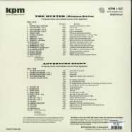 Back View : Various Artists - THE HUNTER (DRAMA SUITE) / ADVENTURE STORY - BE WITH RECORDS / BEWITH072LP
