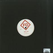 Back View : Fango - LENTO - Fangodischi / FD001