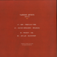 Back View : Various Artists - VARIOUS ARTISTS - Krab Records / KRBVA001
