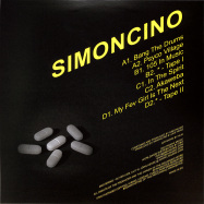 Back View : Simoncino - NOTHING GOOD HAPPENS BEFORE MIDNIGHT (2LP) - RAWAX / RAWAX006LP