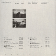 Back View : Per Hammar - PATHFINDER (3LP) - Dirty Hands / DH006
