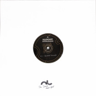 Back View : Boundary - INTERLAZADOS (140 G VINYL) - Secretsundaze Music / SECRET 028