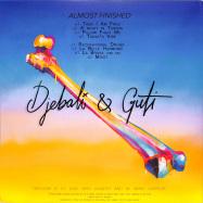 Back View : Djebali & Guti - LP (2X12) - Djebali / Djebali11