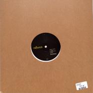 Back View : Diego Krause - SYNCOPATE EP - Rubisco / RBSC010