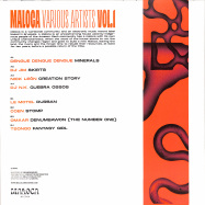 Back View : Various Artists - MALOCA VOL. 1 - Maloca / MLC004