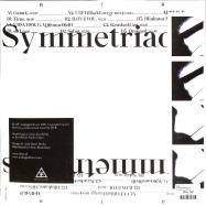 Back View : RTR - SYMMETRIADES (LP) - Analogical Force / AF034LP