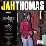 Back View : Jah Thomas - DUB OF DUBS (COLORED LP) - Burning Sounds / BSRLP886