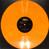 Back View : Stephan Bazbaz / Leon / iO (Mulen) / Fabe - MOANIZED 06 (LTD ORANGE MARBLED VINYL) - Moan Recordings / MOANV09