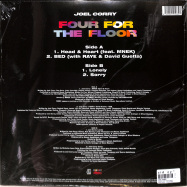 Back View : Joel Corry - HEAD & HEART - FOUR FOR THE FLOOR (RSD 2021) - Perfect Havoc / 190295058807