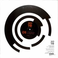 Back View : Jon Dixon / Eddie Fowlkes / DJ 3000 / Rico & Sonny - EPM20 EP3 - EPMmusic / EPM23V