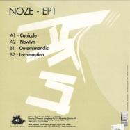 Back View : Noze - EP 1 - Circus Company / CCS006
