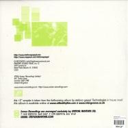 Back View : Stefano Greppi - TECHNOLOGIES IN HOUSE MUSIC PT. 1 - Screen013-6