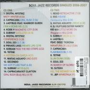 SOUL JAZZ SINGLES 2006 - 2007 (2xCD)