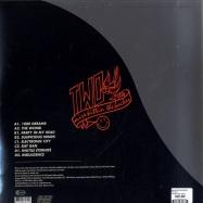 Back View : Miss Kittin & The Hacker - TWO (2LP) - Nobodys Bizzness / BIZZ4