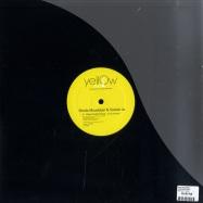 Back View : Nicole Moudaber & Smokin Jo - HOME SWEET HOME - Yellow Tail / YT0386