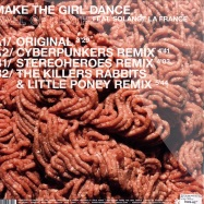 Back View : Make The Girl Dance Feat Solange La Frange - WALL OF DEATH - Roy Music / ROY021EP