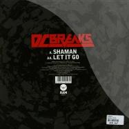 Back View : DC Breaks - SHAMAN / LET IT GO - Ram Records / ramm127