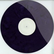 Back View : The Artist Formerly Known As 19.454.18.5.25.5.18 - SPADESDANCE (PURPLE MARBLED VINYL) - Clone Jack For Daze / CJFD-X
