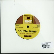 Back View : Kan Sano / Freddie Joachim - OUTTA SIGHT (7 INCH) - Razor N Tape / RNT45002