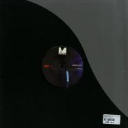 Back View : Various Artists (Exium, Pacou, Horacio Cruz, C-System) - MORFORECS # 002 - 8.Morforecs / MORFORECS002
