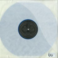 Back View : Kardinal - SPUR OF THE MOMENT (BLUE COLOURED VINYL) - Afulab / AFULAB34