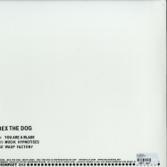 Back View : Rex The Dog - YOU ARE A BLADE - Kompakt / Kompakt 343