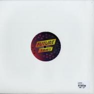 Back View : Ilija Rudman - FUTURE TIMES (HOT TODDY, OURRA REMIXES) - ISM Records / ISM060X