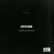 Back View : V/A (Deepchord, Euphorion, Dublicator, Biodub) - ESPECTRUM EP 2 (VINYL ONLY) - AvantRoots Records / AR048.2