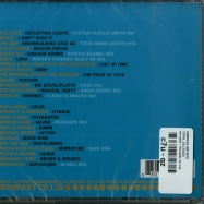 Back View : Various Artists - TOTAL 16 (2XCD) - Kompakt / Kompakt CD 132