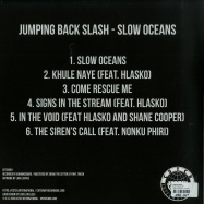 Back View : Jumping Back Slash - SLOW OCEANS EP - Cotch International / cotch001