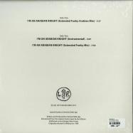 Back View : Shahara-Ja - IM AN ARABIAN KNIGHT - Left Ear Records / LER1007