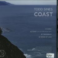 Back View : Todd Sines - COAST - Undefined / UNDF006