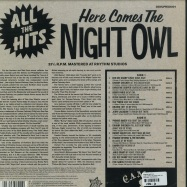 Back View : Various Artists - HERE COMES THE NIGHT OWL (LP) - Outta Sight / OSVLPRSD001